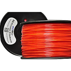 ROBO 3D Printer ABS Filament Red