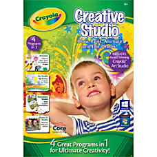 Crayola Creative Studio Download Version