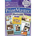 PrintMaster v6 Platinum Mac Download Version