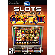 IGT Slots Cleopatra II Mac Download