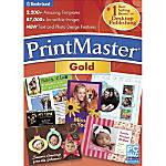 PrintMaster v6 Gold Mac Download Version
