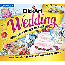 ClickArt Wedding Download Version