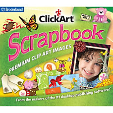 ClickArt Scrapbook Download Version