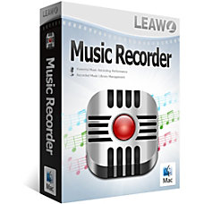 Leawo Music Recorder for Mac Download