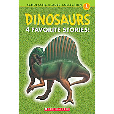 Scholastic Reader Level 1 Dinosaurs 3rd