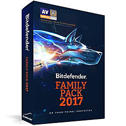 Bitdefender Family Pack 2017 Unlimited Users