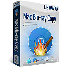 Leawo Blu ray Copy for Mac