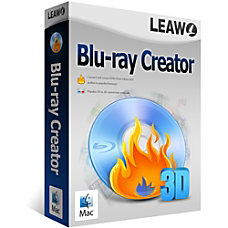 Leawo Blu ray Creator for Mac