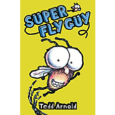 Scholastic Reader Fly Guy 2 Super