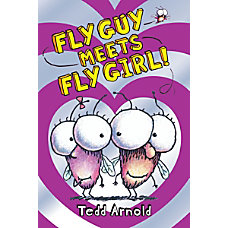 Scholastic Reader Fly Guy 8 Fly