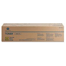 Konica Minolta TN 611Y Original Toner