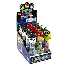 Kidsmania Pirate Flash Pops Assorted Flavors