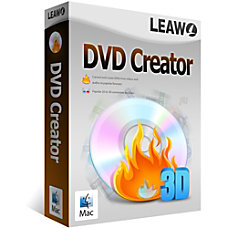 Leawo DVD Creator for Mac Download