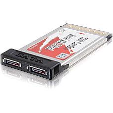 C2G 2 Port Serial ATA Card