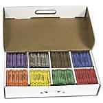 Prang Soy Crayons Hinged Top Box