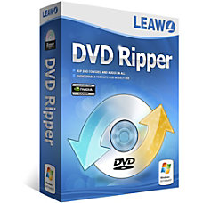 Leawo DVD Ripper Download Version