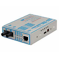 FlexPoint 100Mbps Ethernet Fiber Media Converter