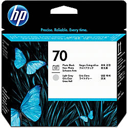 HP 70 C9407A Photo Black Light