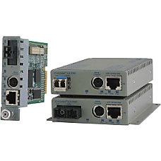 Omnitron Systems iConverter GXTM2 8921N 1