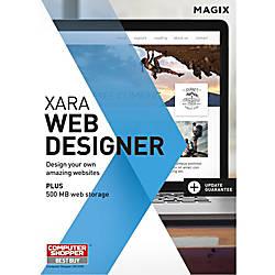 Xara Web Designer Download Version