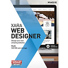 Xara Web Designer Download Version