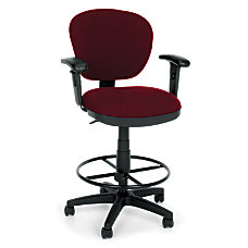 OFM Lite Use Task Stool With
