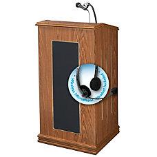 Oklahoma Sound Prestige Wireless Ready Lectern