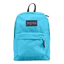 JanSport SuperBreak Backpack Mammoth Blue by Office Depot & OfficeMax