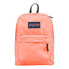 JanSport SuperBreak Backpack Coral Peaches