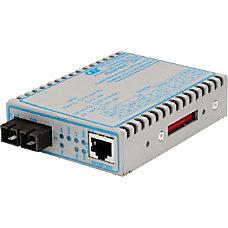 FlexPoint 101001000 Gigabit Ethernet Fiber Media