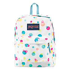JanSport SuperBreak Backpack Dots