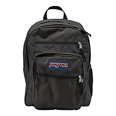 JanSport Big Student Backpack Forge Gray