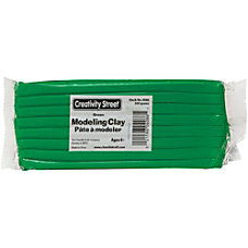 ChenilleKraft Extruded Modeling Clay 1 Pack