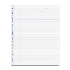 Blueline MiracleBind Notebook Refill Sheet 25