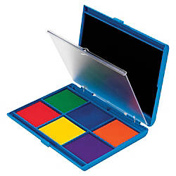 Learning Resources 7 Color Ink Stamp