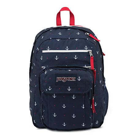 JanSport Digital Big Student Backpack For 15 Laptops Land Ahoy by ...