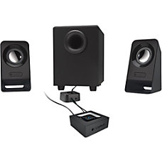 Logitech Z213 Multimedia Speakers Black