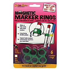 The Stikkiworks Co Magnetic Rings For