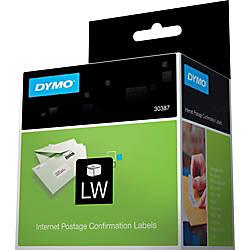 Dymo Internet Postage Labels 231 Width