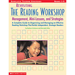 Scholastic Revisiting The Reading Workshop Management
