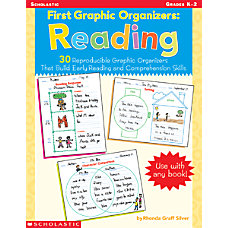 Scholastic First Graphic Organizers Reading