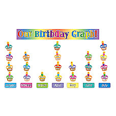 Scholastic Our Birthday Graph