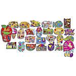 Scholastic Big Shapes Alphabet