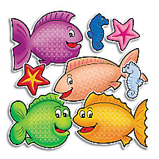 Scholastic Punch Outs Fishy Fun
