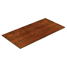 Lorell Chateau Conference Table Top Edge