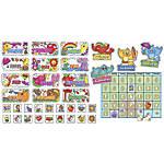 Scholastic All Season Calendar Bulletin Board