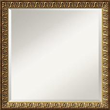 Amanti Art Solare Wall Mirror Square