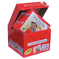 Scholastic Little Leveled Readers Box Set