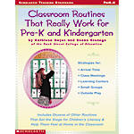 Scholastic Classroom Routines That Really Work