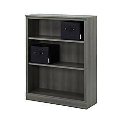 South Shore Morgan 3 Shelf Bookcase